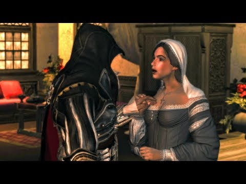 Ezio and Sister Teodora: How Nun Became a Courtesan (Assassin's Creed 2 | Venetian Story)