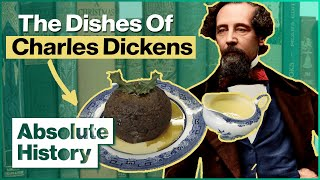 The Victorian Dishes Brought To Life By Charles Dickens | A Cook Back In Time | Absolute History