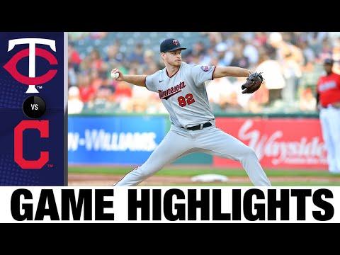 Twins vs. Indians Game Highlights (9/6/21)   MLB Highlights