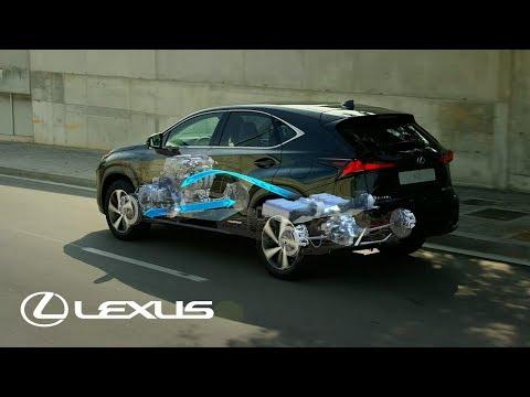 LEXUS NX 300h – Självladdande elhybrid