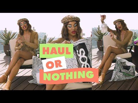 asos.com & Asos Promo Code video: Naomi Smalls Talks Us Through Her ASOS Order | ASOS Haul Or Nothing