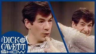 Ian McKellen Find His Characters Within Himself   The Dick Cavett Show