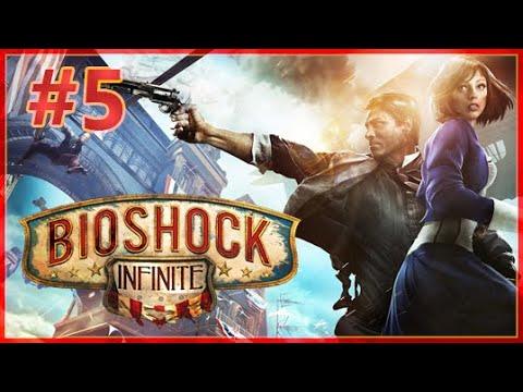 Bioshock Infinite (2013) Gameplay Walkthrough   Part 5 [PS4 1080p 60FPS]
