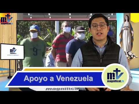 Informativo Semanal 13-01-2021 | www.magnificat.tv | Franciscanos de María