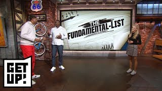Jalen Rose's top 5 trash talkers in sports history | Get Up! | ESPN