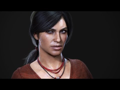 Uncharted The Lost Legacy Gameplay Walkthrough - 4K PS4 PRO