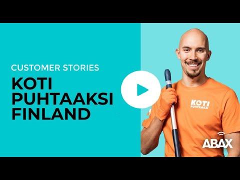 Customer case Finland