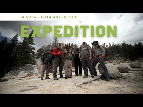 Exploring Yosemite NP and Mono County with YouTube Content Creators