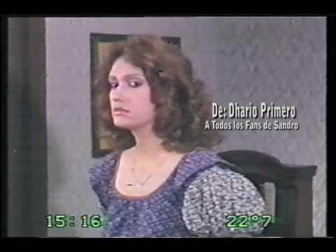 Telenovela Fue Sin Querer de Sandro de America #11 - Archivos de Dhario Primero
