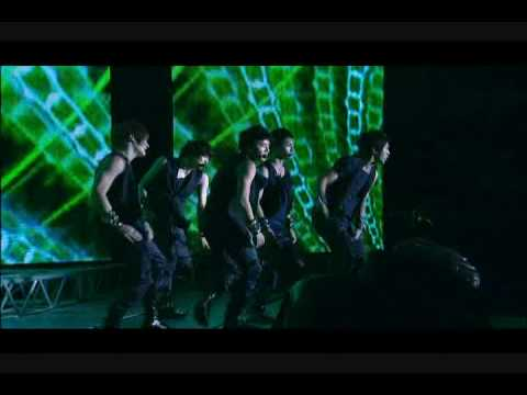 DBSK [Mirotic Concert] - Are You A Good Girl?