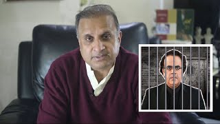 Rauf Klasra meets Dr Shahid  Masood in Adaliya Jail & Shares some disturbing facts !!! EXCLUSIVE