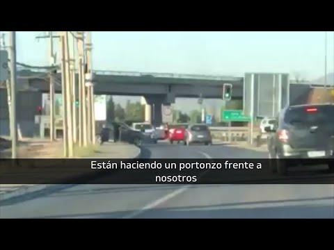 Críticas a Carabineros por no llegar a portonazo y choque en Chicureo