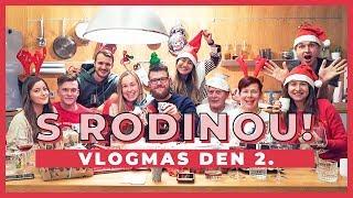 A Cup of Style - VLOGMAS Den 2.   Vánoční večer s rodinou! - Zdroj: