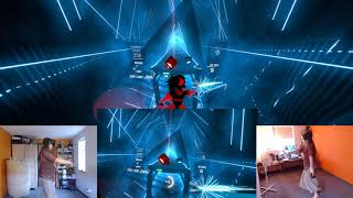 Taylor Swift - Look What You Made Me Do [Beat Saber Hard, Full Combo, SS Rank, #5 Global]