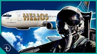 Helios Airways flight 522 - WHAT happened?!