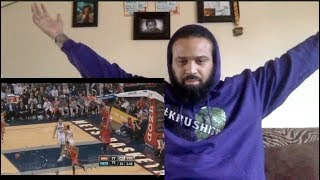 MOST INSANE ALLEY OOPS reaction