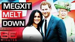 What forced Meghan and Harry to do a royal runner?   60 Minutes Australia
