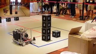 ICRA 2017 DJI Robomaster Mobile Manipulation Challenge