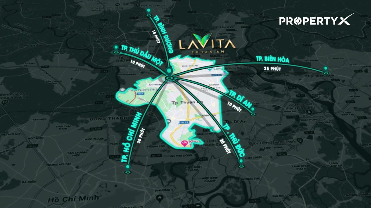 Lavita Thuận An Hưng Thịnh - CK ngay 27% khi ký HĐ - căn 2PN, giá chỉ 1,7 tỷ. LH: 0907810870 video