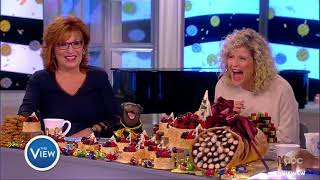 Triumph the Insult Comic Dog Roasts Joy Behar For Her Birthday | The View