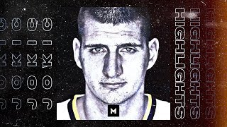 Nikola Jokic BEST Highlights From 18-19 Season! EPIC PASSING & FOOTWORK! (Part 1)