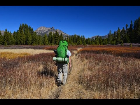 Backpacking Yellowstone National Park: A 10 Day October Thorofare Trip