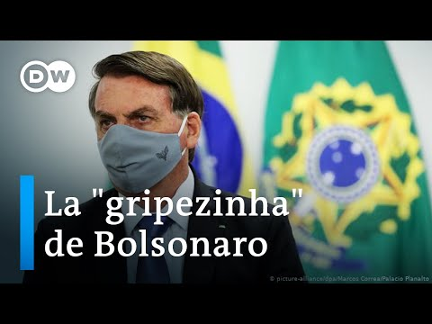 Brasil, segundo país en muertes por Covid-19