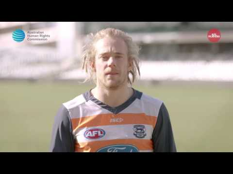 Geelong - Racism, It Stops With Me