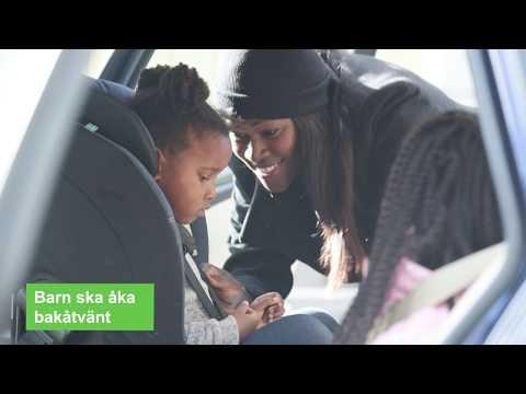 Lätt svenska, film 5. Barn i bil