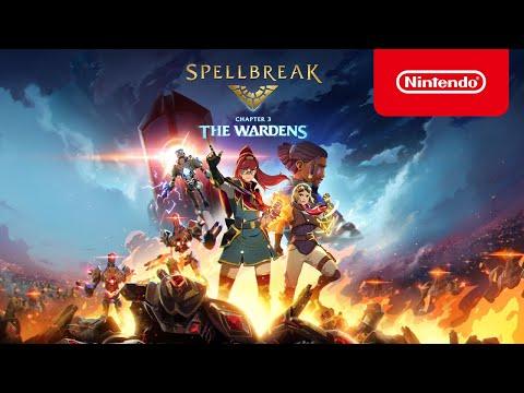 Spellbreak | Chapter 3: The Wardens Launch Trailer - Nintendo Switch