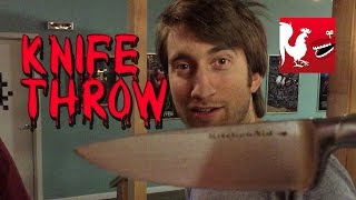 RT Life - Gavin Free: Knife Thrower