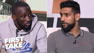 I'm going to prove everyone wrong – Amir Khan on bout vs. Terence 'Bud' Crawford | First Take - YouTube