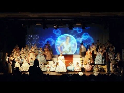 Presentaciones falleras espectaculares con Video Mapping - JOBA Eventos