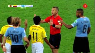 Björn Kuipers zijn hoogtepunten van het WK voetbal 2014   SportsSpeakers