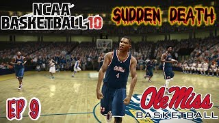 WIN OR GO HOME!! | NCAA Basketball 10 OLE MISS Dynasty Ep 9