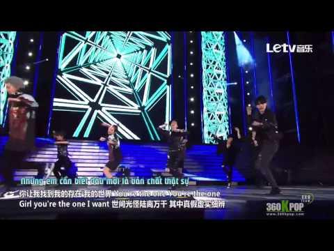 [Vietsub] 150523 Dream Concert 2015 EXO Cut [EXO Team]