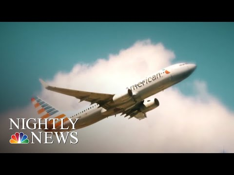 Mechanic Tampered With American Airlines Plane Before Flight, Feds Say | NBC Nightly News