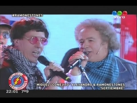 Miguel Conejito Alejandro & #Ramonestones