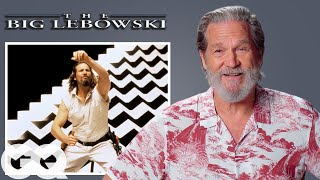 Jeff Bridges Breaks Down His Most Iconic Characters   GQ