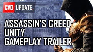Assassin's Creed Unity Alpha Gameplay