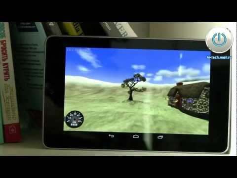 Тест 7-дюймовых планшетов Nexus 7, Samsung Tab 7.0 и Huawei Mediapad 7 Lite