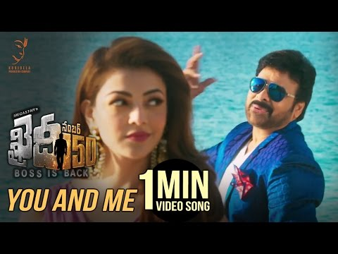 Khaidi-No-150-Movie-You-And-Me-1-Minute-Video-Song