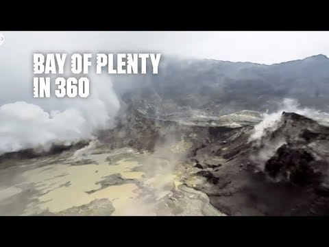 100% Pure New Zealand Presents: Bay of Plenty in 360