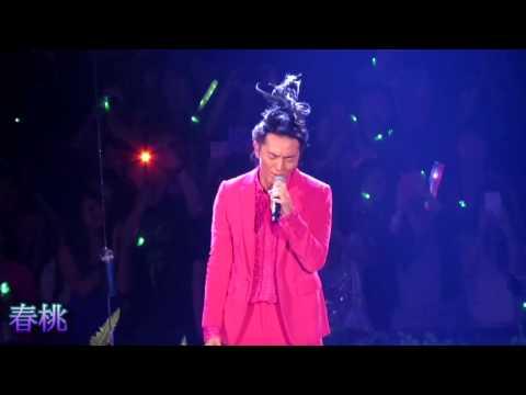 直至消失天與地 ~ 鄭伊健 Light and Shadow 演唱會 2012 @ 2012-08-24