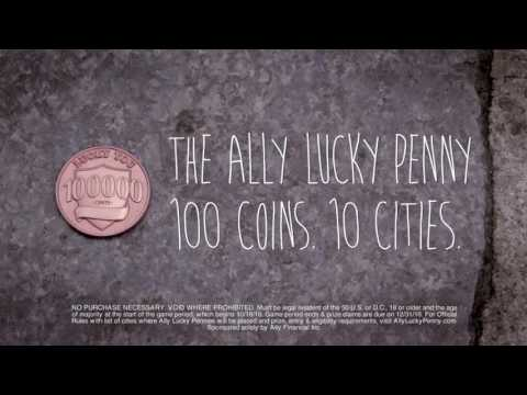 The Ally Lucky Penny :15