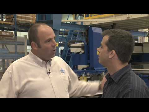 Schumacher Elevator Company's Virtual Plant Tour in HD by SAPTV
