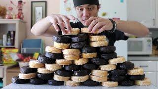 50 Donut Challenge (12,000+ Cals)