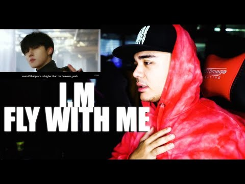 I.M - Fly With Me MV Reaction [MORE I.M]