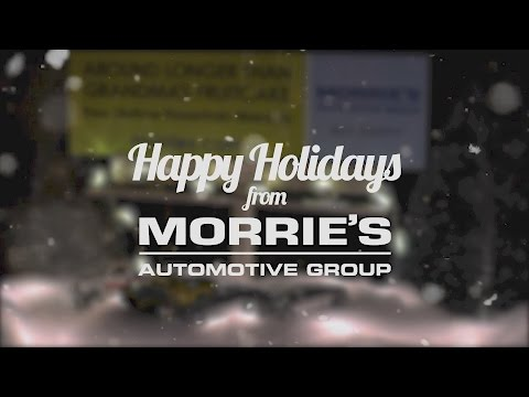 Happy Holidays! | Morrie's Automotive Group