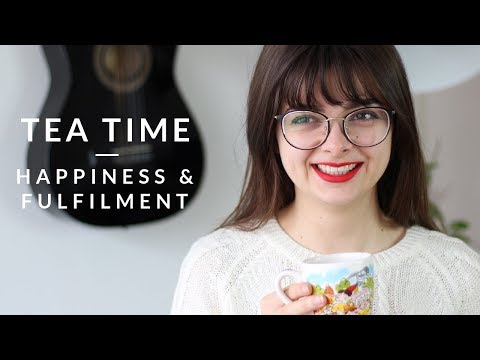 Ending The Pursuit Of Happiness | Tea Time